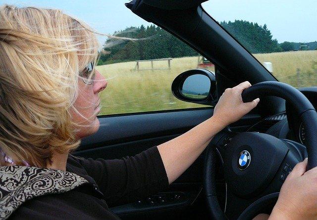 řidička